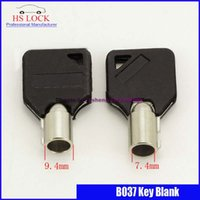 auto key blanks - B037 House Home Door Key blanks Locksmith Supplies Blank blanks Locksmith Supplies Blank Keys lock pick Factory outlets Low price Suppl