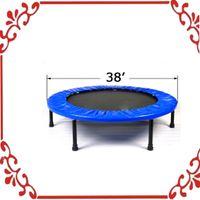 Wholesale Padding Springs New Mini Band Trampoline Safe Elastic Exercise Workout