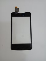 acer screen repair - New Black Outter Touch Screen Panel Digitizer Glass Sensor Lens Repair Replacement Parts For Acer Liquid Z130 Z3