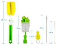 baby bottle brush - Set Of Infant Baby Bottle and Nipple Straw Cleaning Cup Brush Set Glass Bottle Cleaning Kit Brand New Good Quality