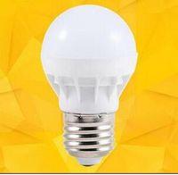 Wholesale LED Bulbs E27 Globe Bulbs Lights W SMD2835 LED Light Bulbs Warm White Super Bright Light Bulb Energy saving Light V V V