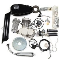 Wholesale 80cc Cycle Motorcycle Muffler Motorized Bike Engine Accessories Set