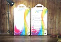 Wholesale Cell Phone Case Retail Packing Box Universal PVC Packaging Boxes For iPhone plus plus Cover Case Paper Boxes