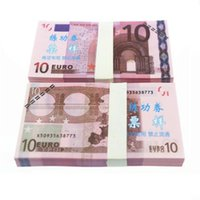 art collecting - 10 Euro Notes Training Collect Learning Banknotes Paper Money