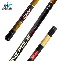 Wholesale JIADIAONI Long Carp Fishing Rod m m m m m m Carbon Fiber Stream TaiWan Fishing Rod Fly Fishing Pole Fishing Tackle