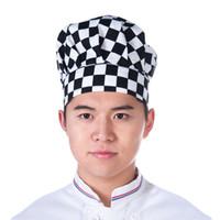 adult chef costume - Adult Cooker Baker Cloth Toque Chef Cap Restaurants Hotels Traditional Cook Hat EQ9732