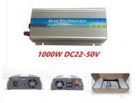 Wholesale 1000W Solar Grid Tie Inverter DC20V V to AC110V