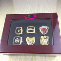 Wholesale 1991 Whole Championship Basketball Bulls Replica Championship Ring for rings together with Wooden Box