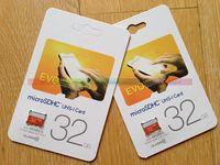 Wholesale 128 GB Class10 UHS Micro SDXC TF Flash Memory Card for Samsung Galaxy Mobile Phones MB s EVO Micro TF SD Card Free Ship