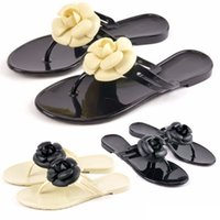beaded beach sandals - Camellia slippers Bohemia Style Shoes Fashion Women Sandals Beaded Size shoes Brand New Summer Shoes Women s Flip Flop
