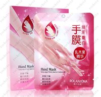 Wholesale Hand care and white membrane repair the armguard membrane Whitening and moisturizing tender care pairs to one box