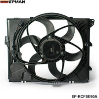 Wholesale EPMAN Radiator Cooling Fan Assembly For BMW i i i Z4 i Xi N52 Fits More than one vehicle EP RCFSE90A