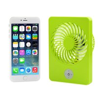 Wholesale New Portable Handheld USB Mini Air Cooler Fan With Rechargeable Battery Store