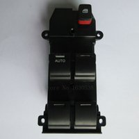 Wholesale Power master window switch OEM TM0 F01 for Honda CITY Only for Left Hand Drive cars