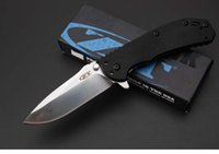 Wholesale ZT high quality knife ZT0566 D2 Blade HRC IKBS system G10 handle Kinfe survival outdoor