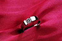 asian countries - High Quality New fashion sterling Ring West Country Silver lover Ring For Men Jewelry Factory Direct Hot sale in