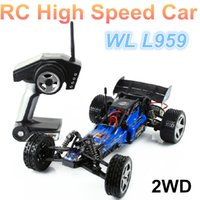 best remote control car - Hot Wltoys L959 Scale Remote Control Racing Car OFF Road km hour ready to go Best gift for kid vs L202
