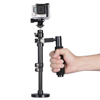 Wholesale Mobilephone Steadicam Smartphone Handheld Steadicam With Cellphone Clip Handheld Stabilizer For Samsung S5 S4 S3 Iphone S S