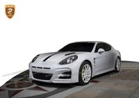 Wholesale Newest Panamera Car Change to wald Style Wide Body Kit With FRP Material For Porsche