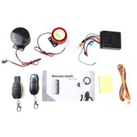 Wholesale Motorcycle Motorbike Anti theft Security Remote Voice Alarm Speakers New Dropping Shipping