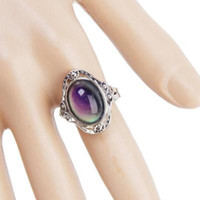 Wholesale Colour changing mood ring