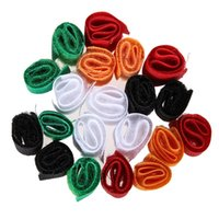 Wholesale 20 X Straps Wrap Wire Cord Cable Organizer Tie Rope Holder for Laptop PC P4PM