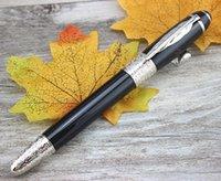 Wholesale Maple Leaf pen clip Defoe Daniel memorial edition Fountain Pen more style choice