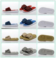 adhesive suppliers - Top Sell New Style Women and Men slippers lazy drag soft bottom massage nail Black white Grey blue Brown shoes boost suppliers