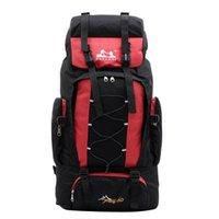 Wholesale 2017 Outdoor L large capacity Waterproof Nylon Outdoor Hiking Backpacks Men Travel Bags Outdoor Sport Backpack Tourism Schoo