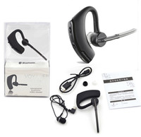 apple legend - Bluetooth Headset Voyager Legend With Text And Noise Reduction Stereo Headphones Earphones For Iphone Samsung Galaxy HTC US03
