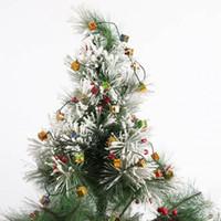 Wholesale Newest Fashion Christmas Decoration LED Light String Party Wedding Xmas Tree Ornaments