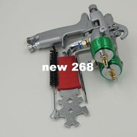 best airless sprayer - SAT1189 hot sale from china best double nozzle spray gun pneumatic paint mixing airless paint sprayer