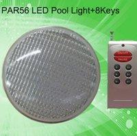 Wholesale led pond lights underwater W RGB PAR56 v Swimming Pool Light led pool lights Underwater lights