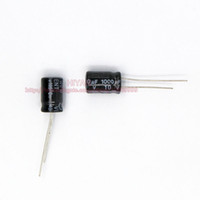 Wholesale Electrolytic Capacitors V uf V Electrolytic Capacitor size mm mm
