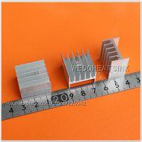 amplifier fans - x23 x16mm Transistor Heat Sink Aluminum Extrusion Radiator Heatsink For Amplifier heatsink aluminum