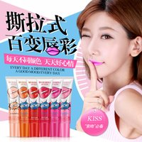 Wholesale Hot Sale Korea Tearing Type Lip Gloss Tearing type Lip Gloss Lip Gloss Set My Love from the Star the Same Paragraph Tearing Lip Membrane