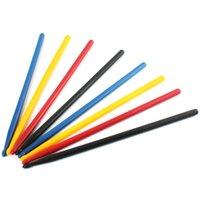 Wholesale Pair of Lightweight Professional cm Nylon A drumsticks drum hammer drum stick with anti slip grip for Drummer