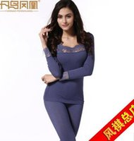 bamboo pajamas women - Sexy ladies fashion lace cot temperature pajamas heat comfortable breathable health chest fie waist carry buttock
