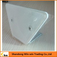 Wholesale Single sided Roadside attached high reflective reflector delineator
