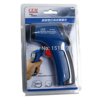Wholesale DT Mini Digital Temperature Gun Laser Infrared Thermometer C F car repair tool