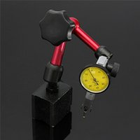 Wholesale New Arrival Mini Universal Flexible Magnetic Base Holder Stand Dial Test Indicator Tool High Quality