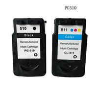 Wholesale PG510 CL511 Compatible Ink Cartridge for Canon PG510 CL511 Pixma iP2700 MP240 MP250 MP260 MP270 MP280 MP480 MP490