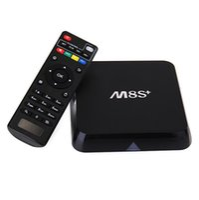 Wholesale M8S M8S Plus Android5 TV Box Amlogic S812 Quad Core G G Wifi GB GB H Gigabit Lan Bluetooth4