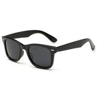 Wholesale Men Black Sunglasses Motorcycle Goggles Hot sale with Original Retail box Brand New UV400 Fashion Sun Glasses