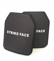 ballistic plates - NIJ IV Al2o3 PE Hard Armor Plate Bullet Proof Plate Ballistic Plate