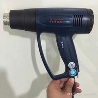Wholesale dalong w Heat shrinkable film gun Industrial heat blower Mobile phone repair tools