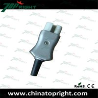 aluminum electrical connectors - Topright High temperature with aluminum body pins plug connector
