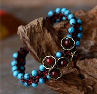 american retro jade jewelry - Bracelet For Women New Accessories Agate Wax Jade Line Trendy Retro Bracelets Amp Bangles Fine Jewelry Bracelets Gift S032