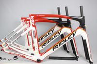 Wholesale R3 electric bike frame road bike carbon frameset road carbon bike cycling frames carbon de rosa T1000 carbon
