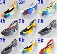 bargain sunglasses - 2016 new arrival Super Bargain Fashion Sunglasses Men Women Cycling Eyewear Cycling Bicycle Bike Sports Protective Gear Riding Fishing Glass